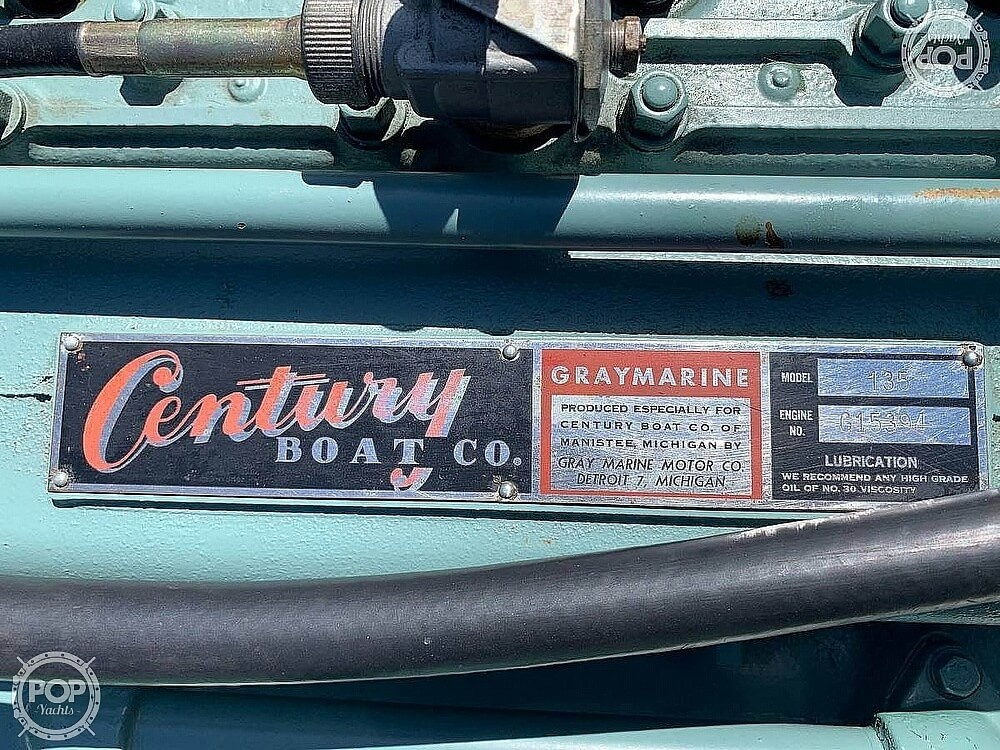 1955 Century boat for sale, model of the boat is RESORTER 16 & Image # 14 of 22