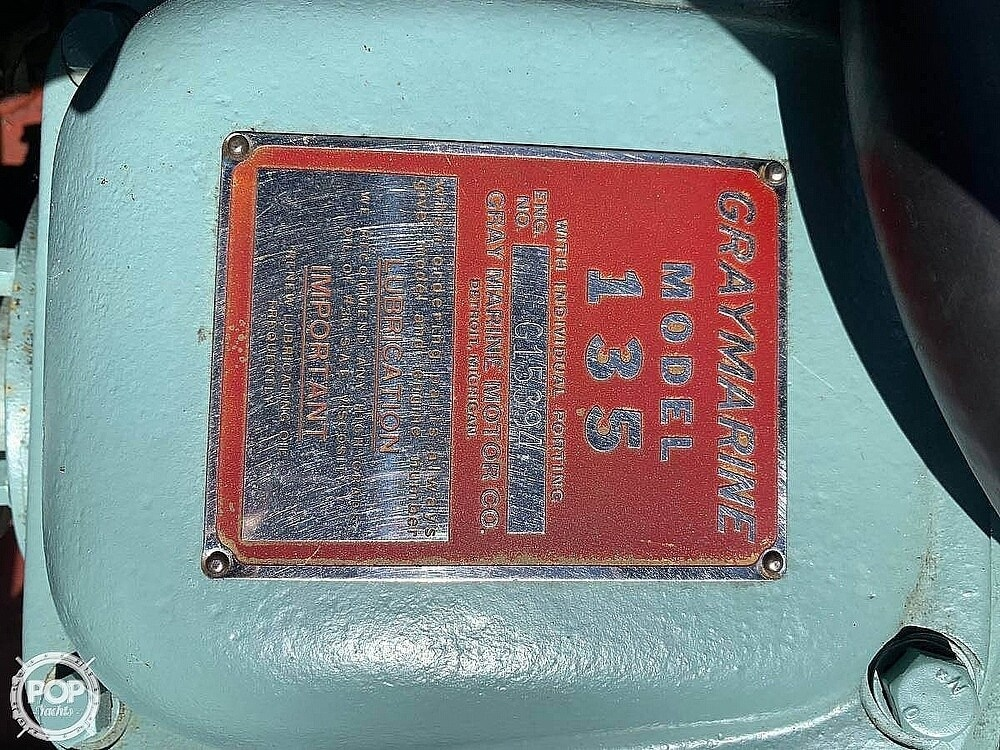 1955 Century boat for sale, model of the boat is RESORTER 16 & Image # 16 of 22