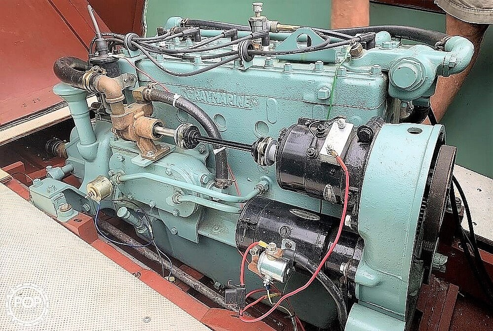 1955 Century boat for sale, model of the boat is RESORTER 16 & Image # 17 of 22