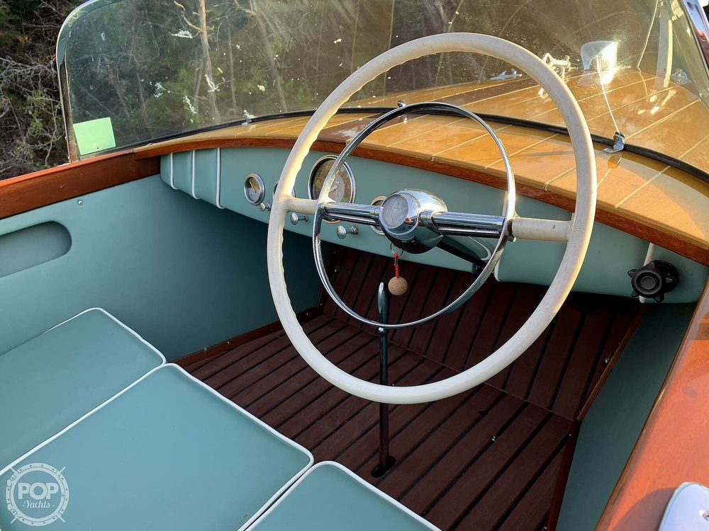 1955 Century boat for sale, model of the boat is RESORTER 16 & Image # 18 of 22
