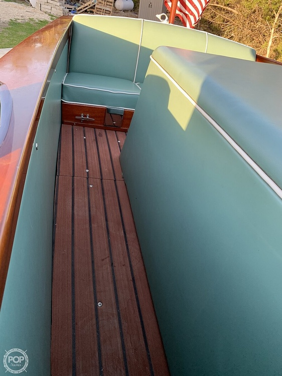 1955 Century boat for sale, model of the boat is RESORTER 16 & Image # 19 of 22