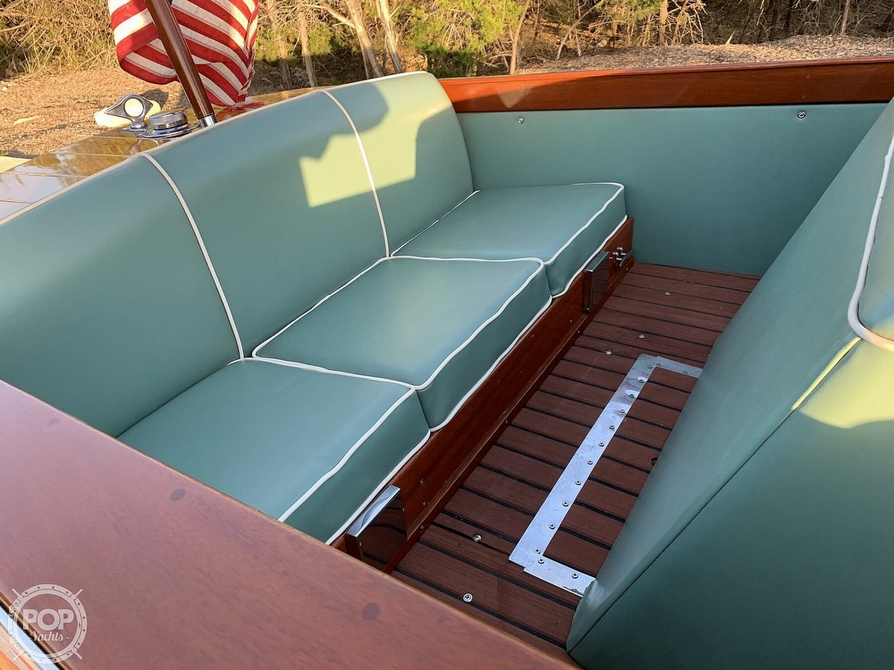 1955 Century boat for sale, model of the boat is RESORTER 16 & Image # 20 of 22