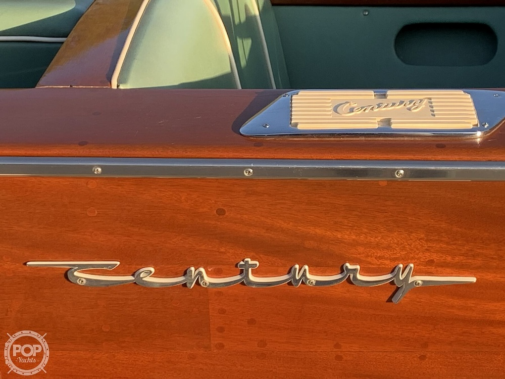 1955 Century boat for sale, model of the boat is RESORTER 16 & Image # 21 of 22