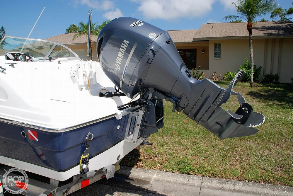 2014 Hurricane boat for sale, model of the boat is Sundeck 187 OB & Image # 5 of 40