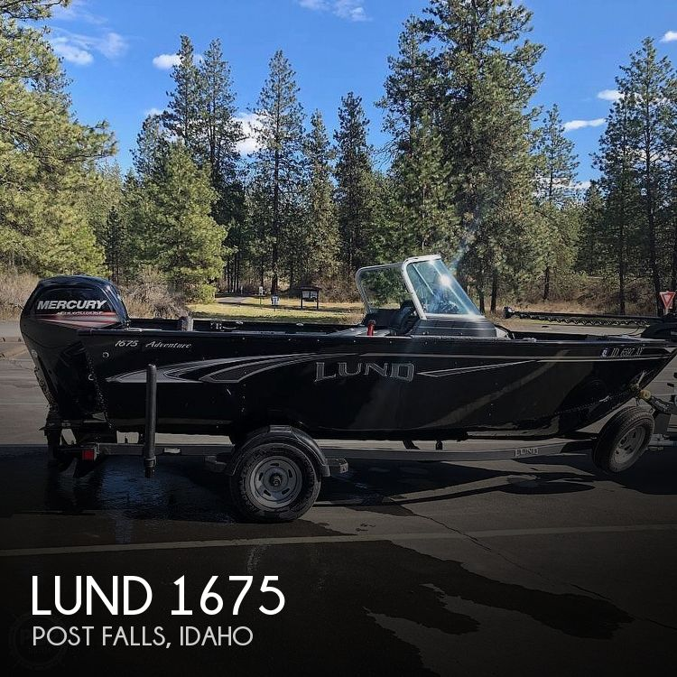 Used Lund Boats For Sale by owner | 2019 Lund 1675 Adventure XS