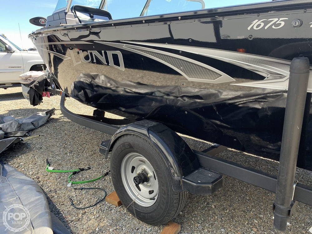 2019 Lund boat for sale, model of the boat is 1675 Adventure XS & Image # 28 of 40