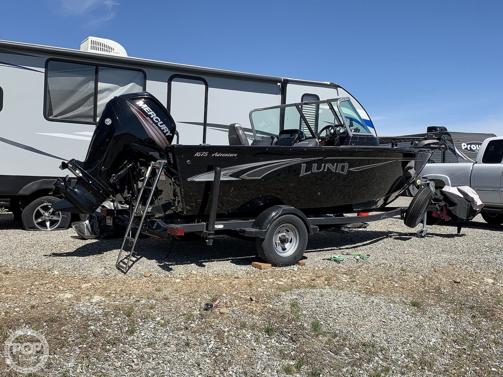 2019 Lund boat for sale, model of the boat is 1675 Adventure XS & Image # 33 of 40