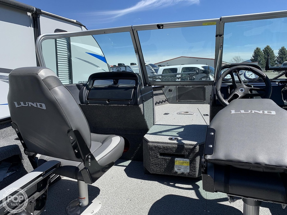 2019 Lund boat for sale, model of the boat is 1675 Adventure XS & Image # 11 of 40