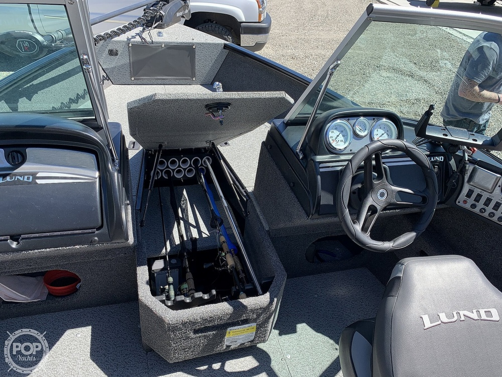 2019 Lund boat for sale, model of the boat is 1675 Adventure XS & Image # 15 of 40