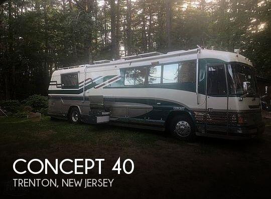 1995 Country Coach Concept 40