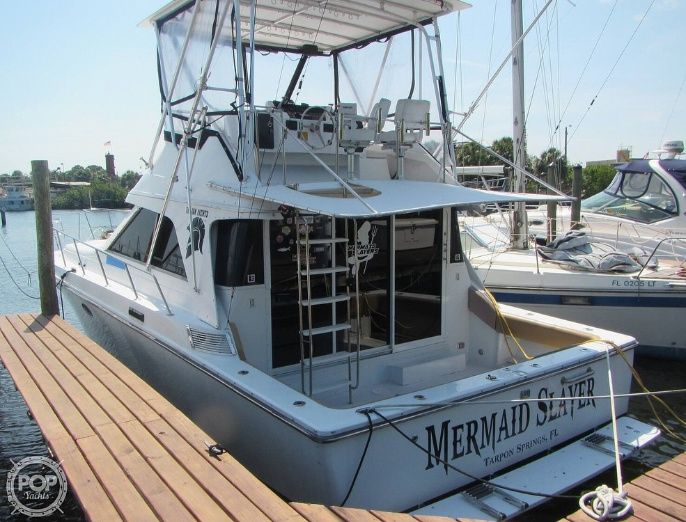 1985 Trojan boat for sale, model of the boat is 11 Meter Convertible & Image # 13 of 40