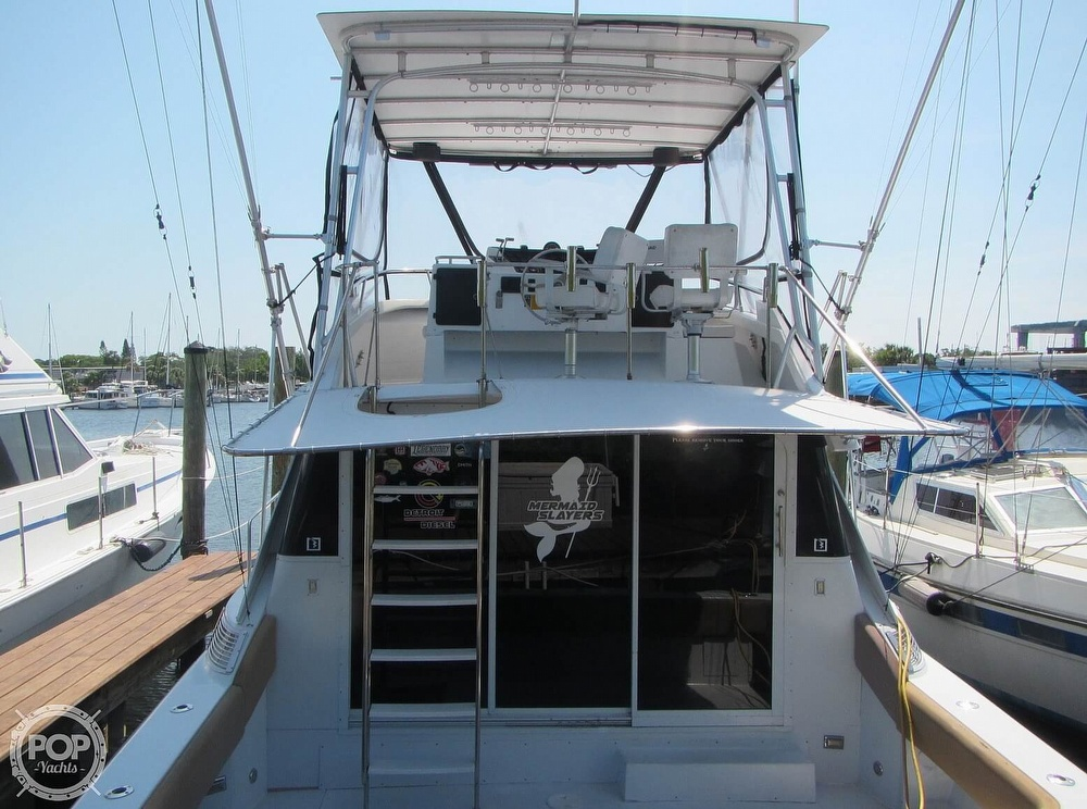 1985 Trojan boat for sale, model of the boat is 11 Meter Convertible & Image # 14 of 40
