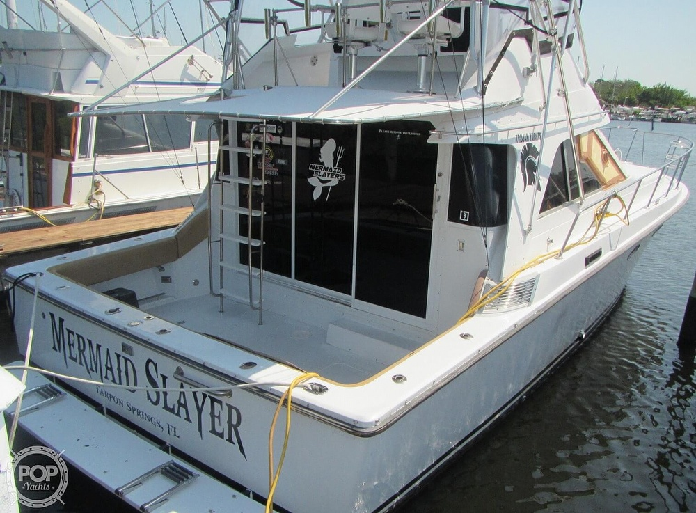 1985 Trojan boat for sale, model of the boat is 11 Meter Convertible & Image # 15 of 40