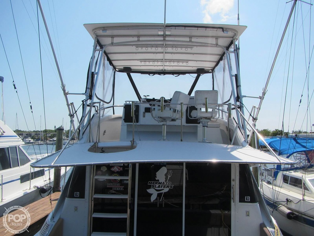 1985 Trojan boat for sale, model of the boat is 11 Meter Convertible & Image # 16 of 40