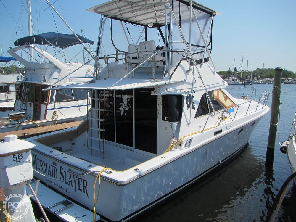 1985 Trojan boat for sale, model of the boat is 11 Meter Convertible & Image # 9 of 40