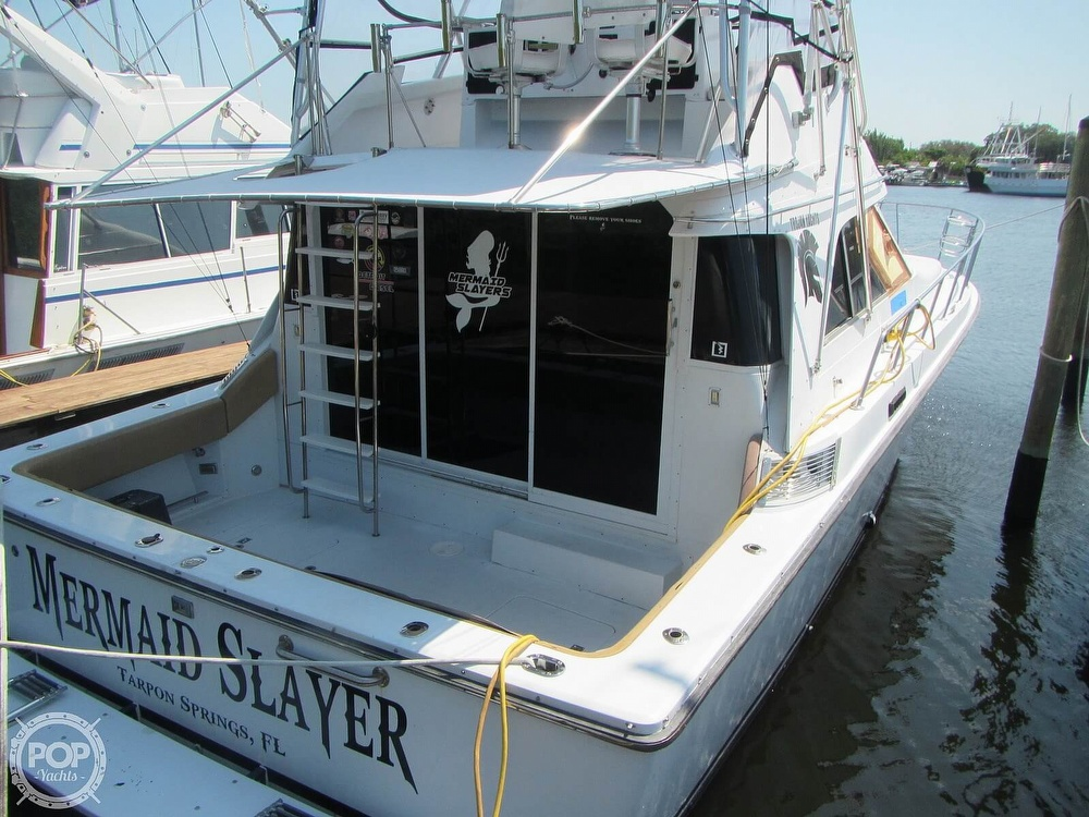 1985 Trojan boat for sale, model of the boat is 11 Meter Convertible & Image # 18 of 40