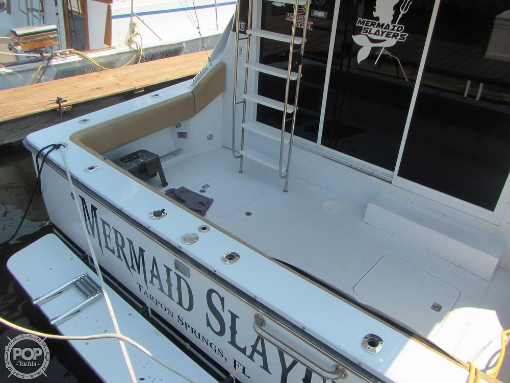 1985 Trojan boat for sale, model of the boat is 11 Meter Convertible & Image # 27 of 40