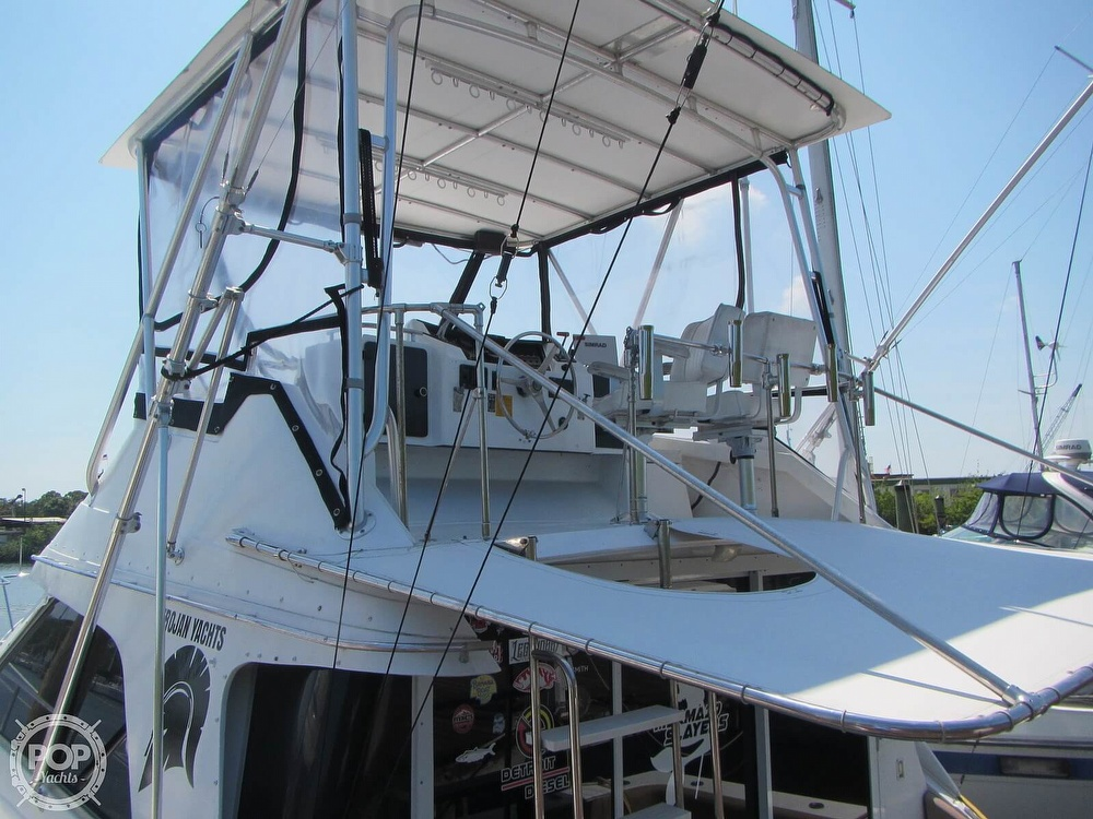 1985 Trojan boat for sale, model of the boat is 11 Meter Convertible & Image # 30 of 40