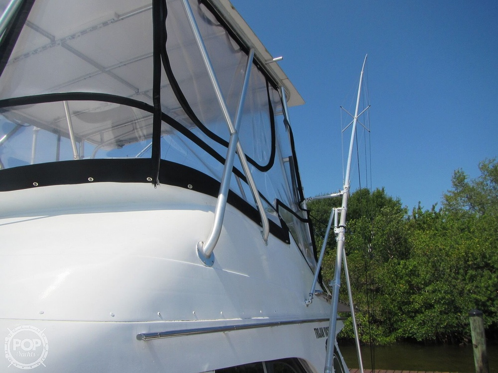 1985 Trojan boat for sale, model of the boat is 11 Meter Convertible & Image # 36 of 40