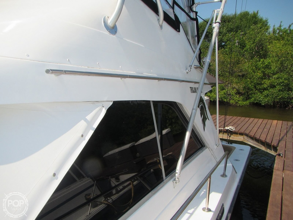 1985 Trojan boat for sale, model of the boat is 11 Meter Convertible & Image # 37 of 40