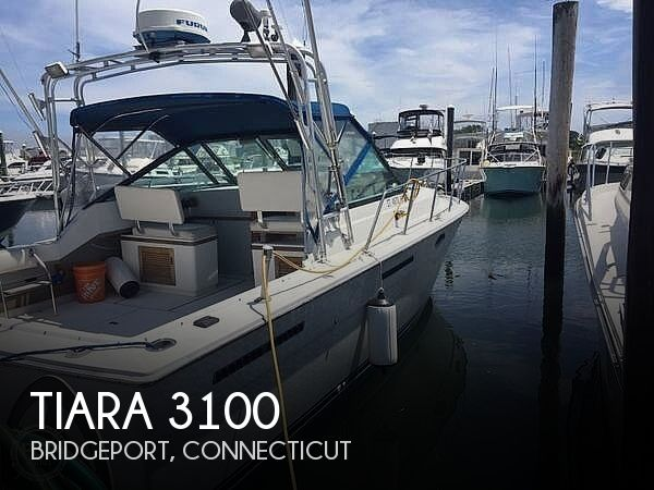 1984 TIARA YACHTS 3100 CONTINENTAL for sale