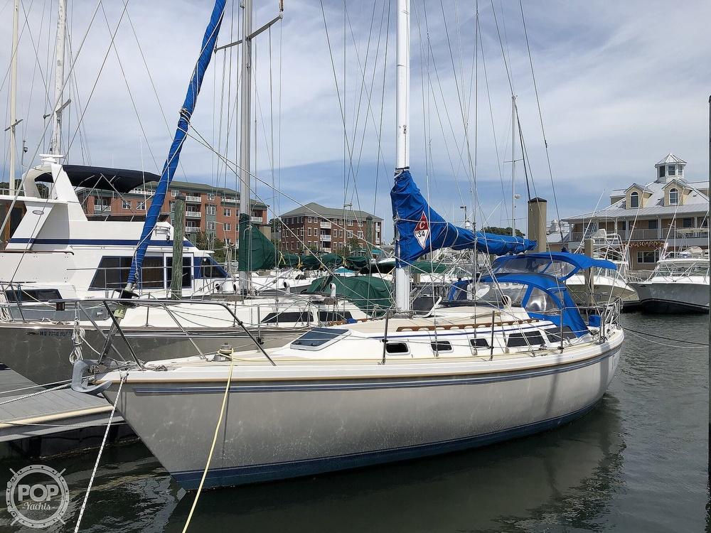 1988 Catalina 34 Tall Rig - #$LI_INDEX
