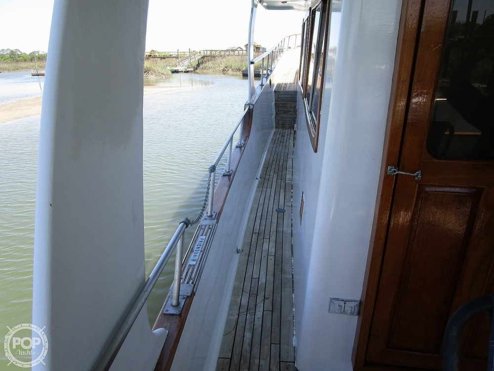 1979 Albin Yachts boat for sale, model of the boat is 49 Extended Flybridge & Image # 7 of 40
