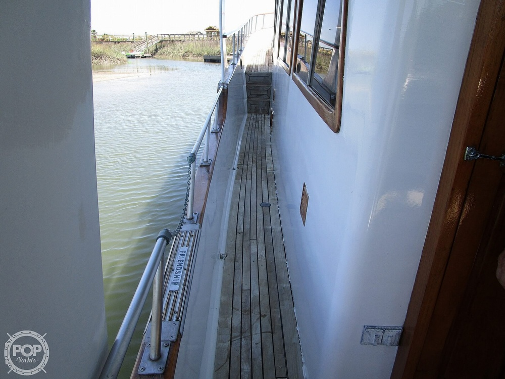 1979 Albin Yachts boat for sale, model of the boat is 49 Extended Flybridge & Image # 8 of 40