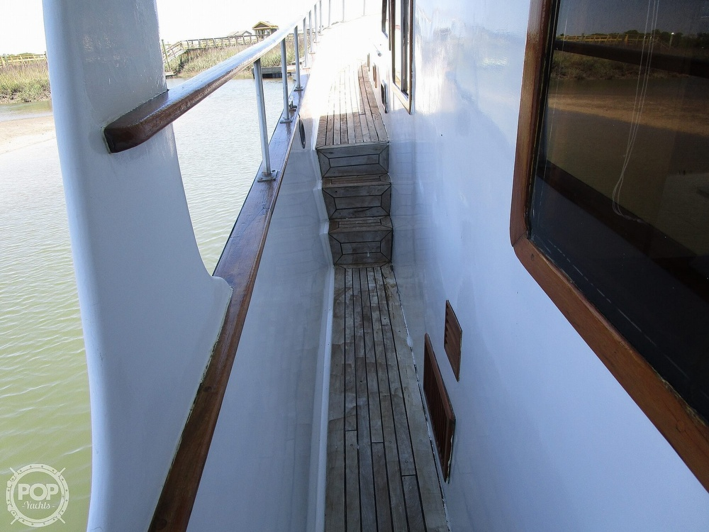 1979 Albin Yachts boat for sale, model of the boat is 49 Extended Flybridge & Image # 9 of 40