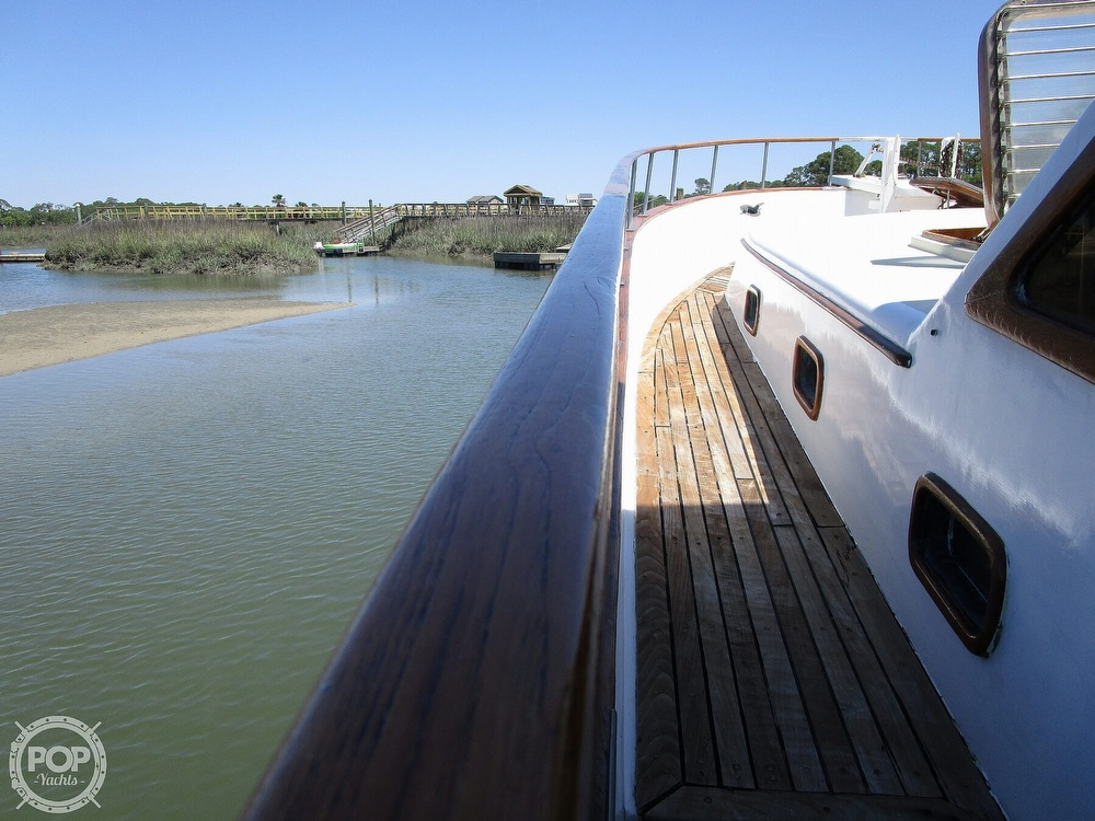 1979 Albin Yachts boat for sale, model of the boat is 49 Extended Flybridge & Image # 11 of 40