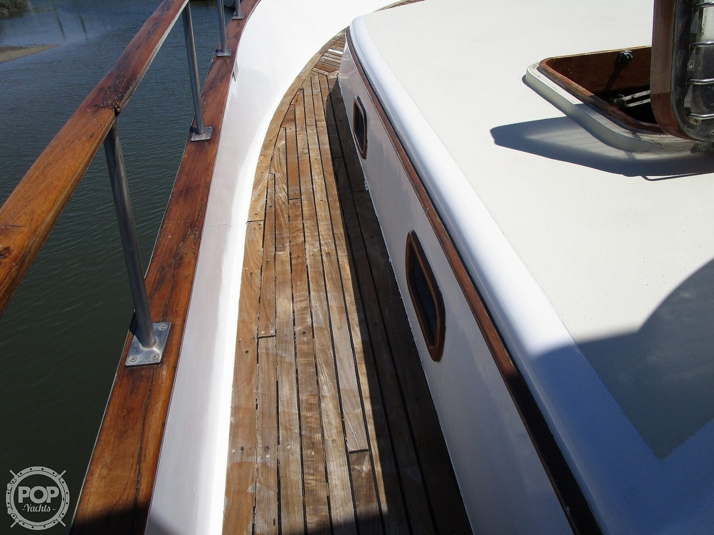 1979 Albin Yachts boat for sale, model of the boat is 49 Extended Flybridge & Image # 12 of 40