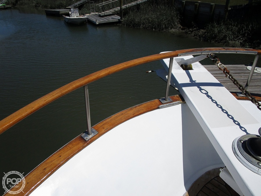 1979 Albin Yachts boat for sale, model of the boat is 49 Extended Flybridge & Image # 14 of 40