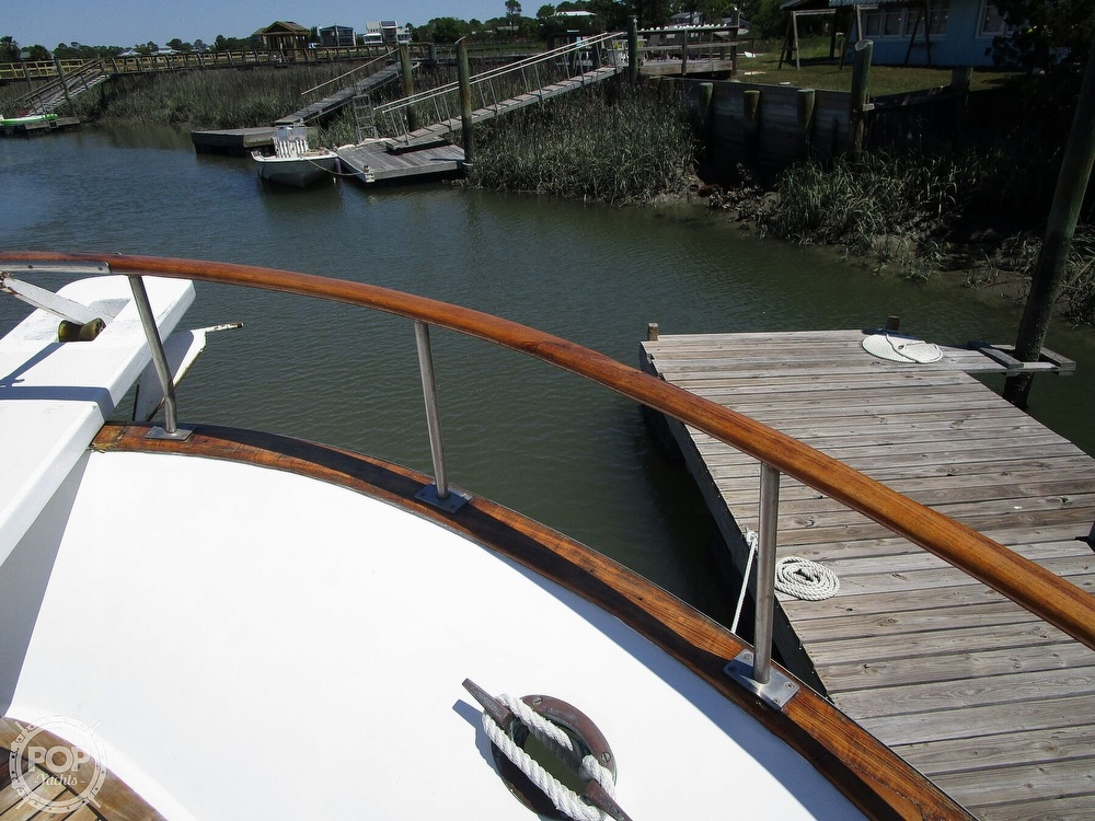 1979 Albin Yachts boat for sale, model of the boat is 49 Extended Flybridge & Image # 15 of 40