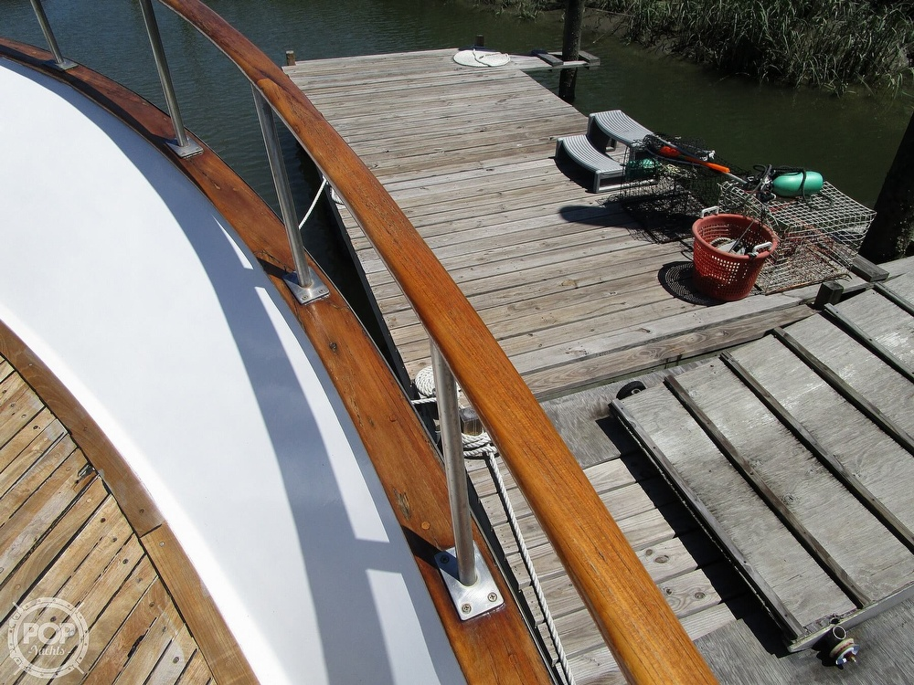 1979 Albin Yachts boat for sale, model of the boat is 49 Extended Flybridge & Image # 18 of 40
