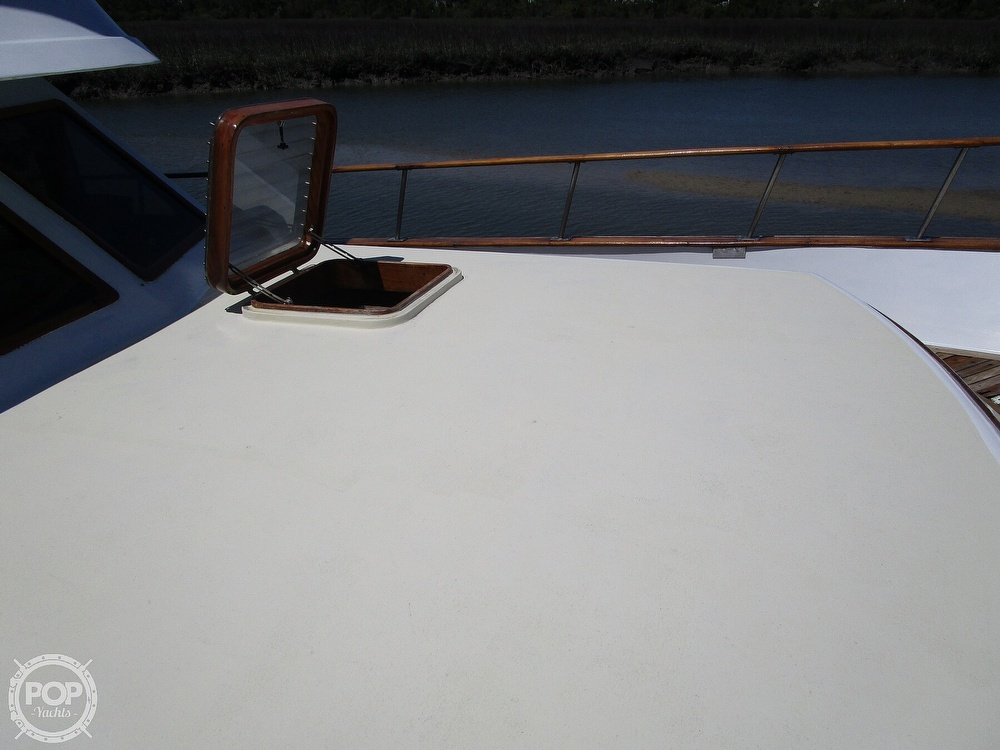 1979 Albin Yachts boat for sale, model of the boat is 49 Extended Flybridge & Image # 19 of 40