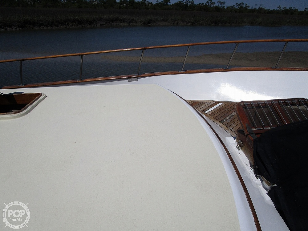 1979 Albin Yachts boat for sale, model of the boat is 49 Extended Flybridge & Image # 20 of 40