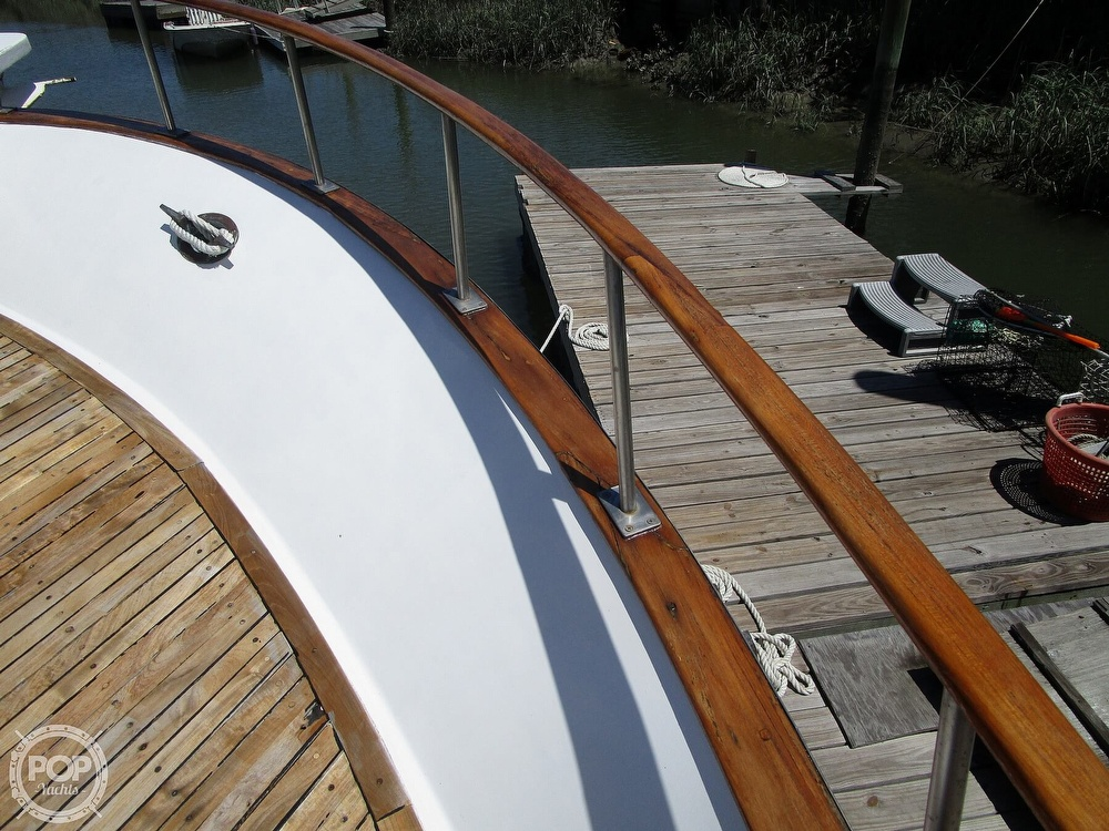 1979 Albin Yachts boat for sale, model of the boat is 49 Extended Flybridge & Image # 21 of 40