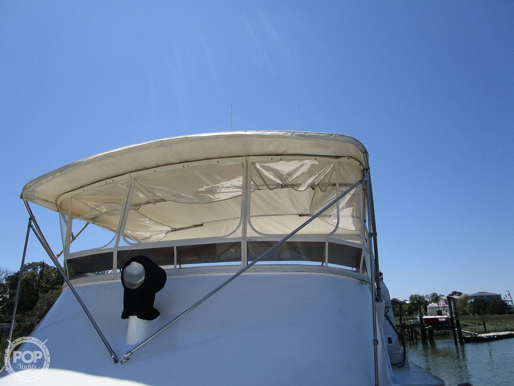 1979 Albin Yachts boat for sale, model of the boat is 49 Extended Flybridge & Image # 25 of 40
