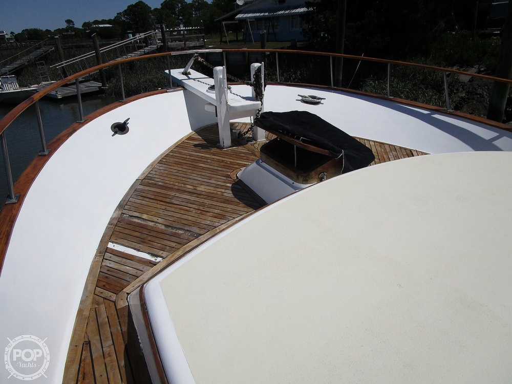 1979 Albin Yachts boat for sale, model of the boat is 49 Extended Flybridge & Image # 27 of 40