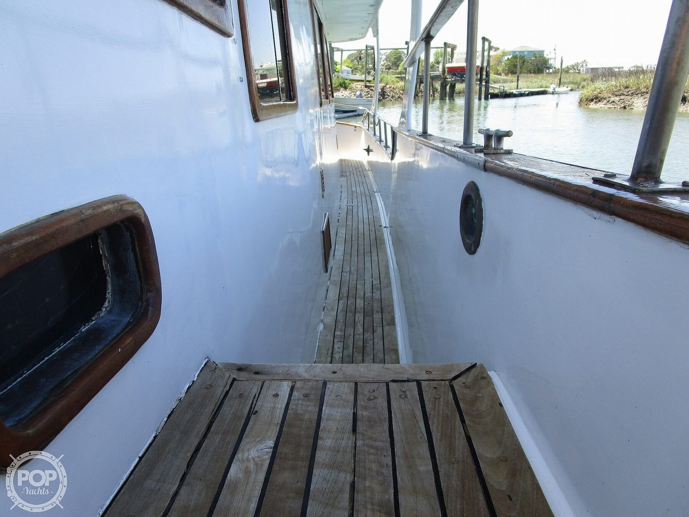 1979 Albin Yachts boat for sale, model of the boat is 49 Extended Flybridge & Image # 30 of 40