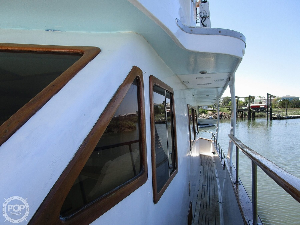 1979 Albin Yachts boat for sale, model of the boat is 49 Extended Flybridge & Image # 32 of 40