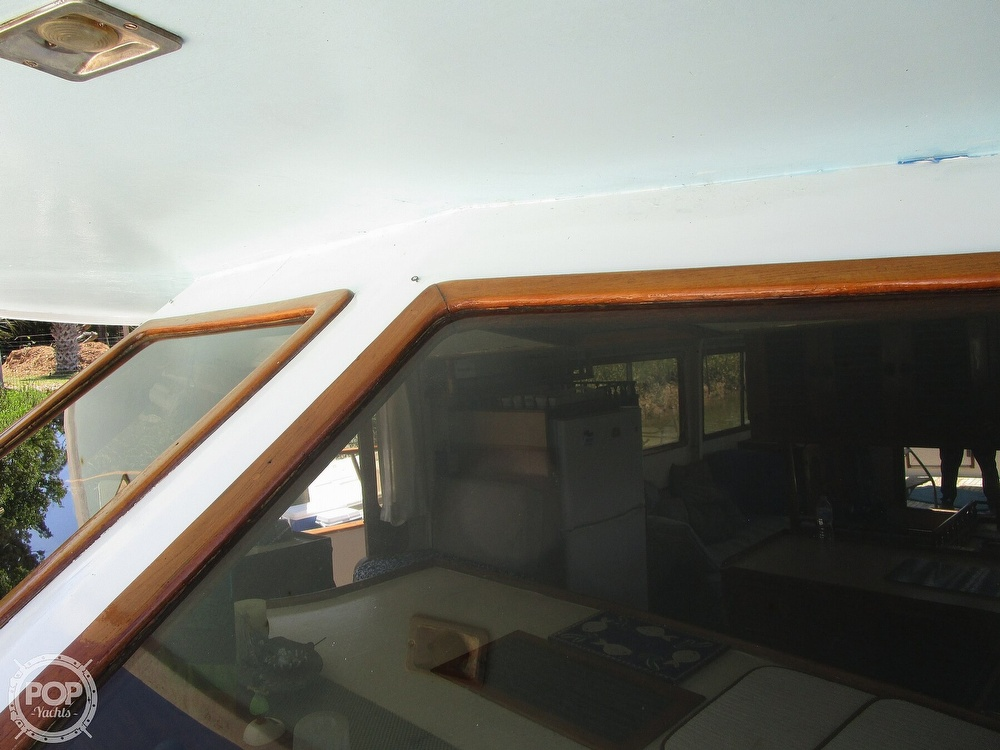 1979 Albin Yachts boat for sale, model of the boat is 49 Extended Flybridge & Image # 33 of 40