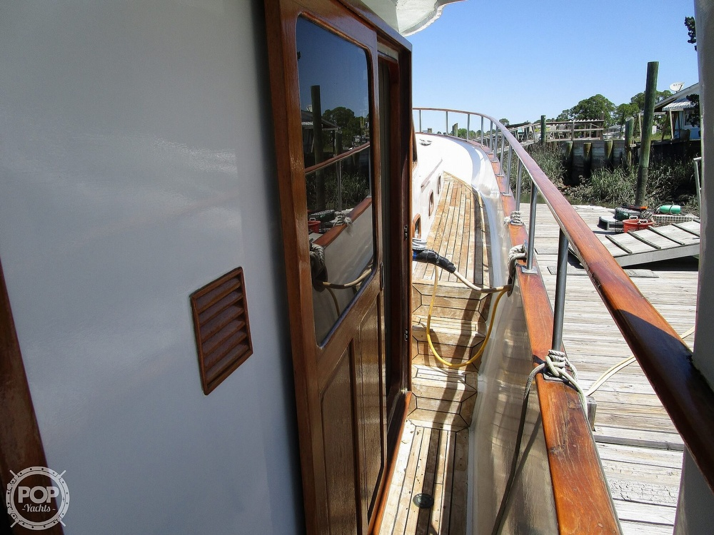 1979 Albin Yachts boat for sale, model of the boat is 49 Extended Flybridge & Image # 39 of 40