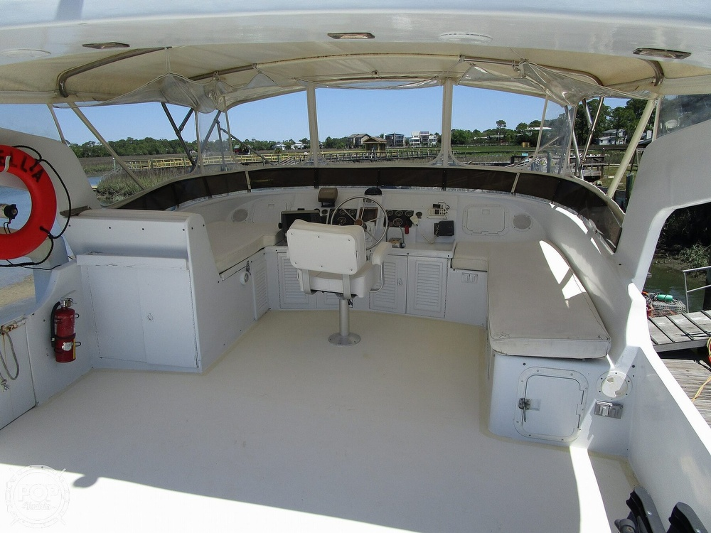 1979 Albin Yachts boat for sale, model of the boat is 49 Extended Flybridge & Image # 3 of 40