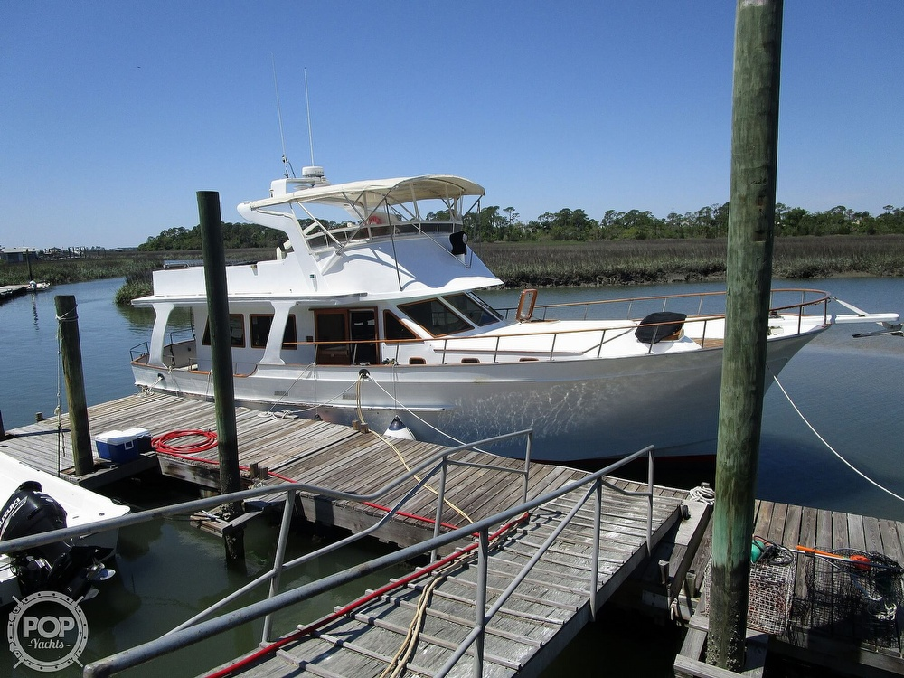 1979 Albin Yachts boat for sale, model of the boat is 49 Extended Flybridge & Image # 2 of 40