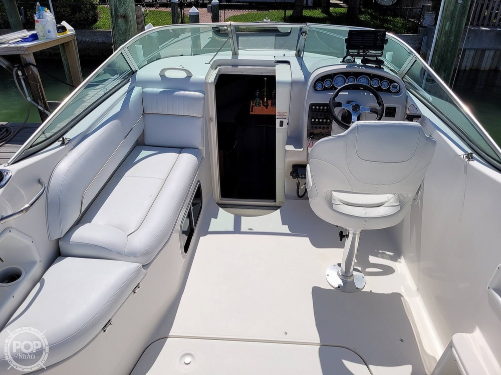 2000 Chaparral boat for sale, model of the boat is 240 Signature & Image # 15 of 40