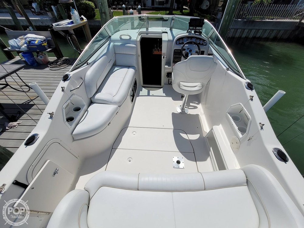 2000 Chaparral boat for sale, model of the boat is 240 Signature & Image # 18 of 40