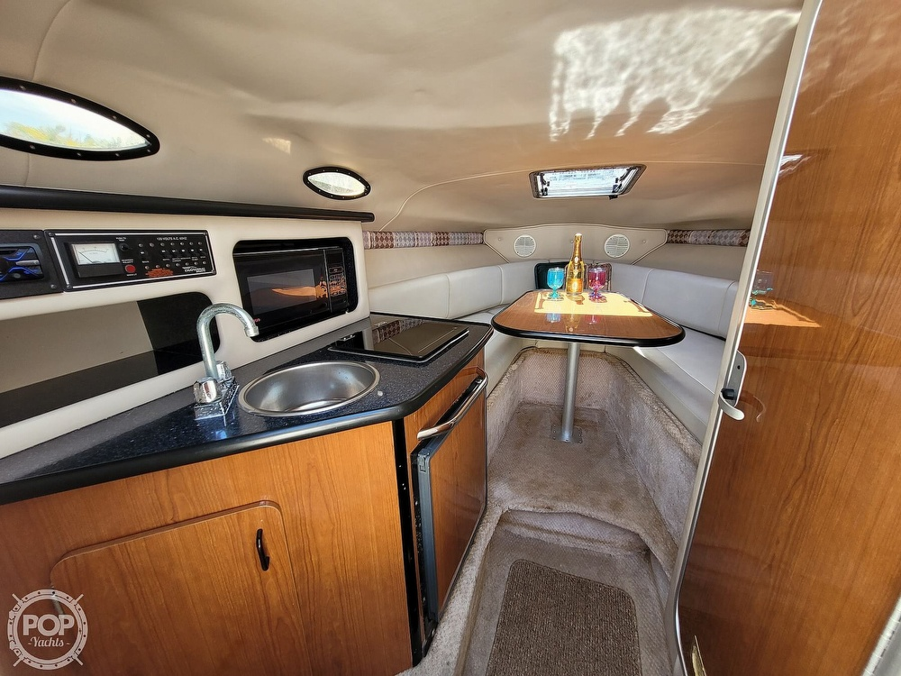 2000 Chaparral boat for sale, model of the boat is 240 Signature & Image # 20 of 40