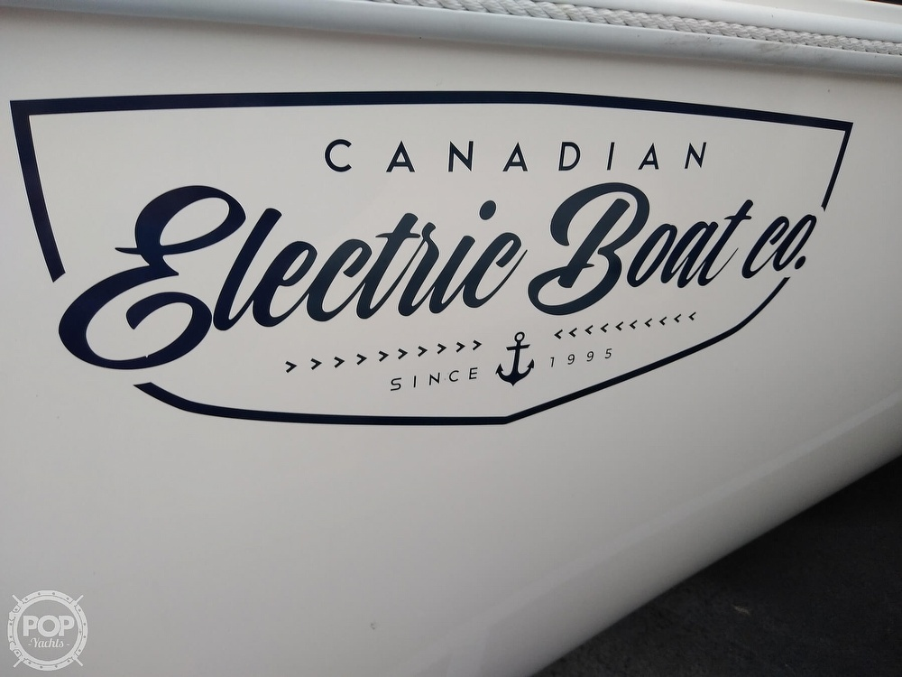2020 Canadian Electric boat for sale, model of the boat is 217 Fantail & Image # 7 of 37