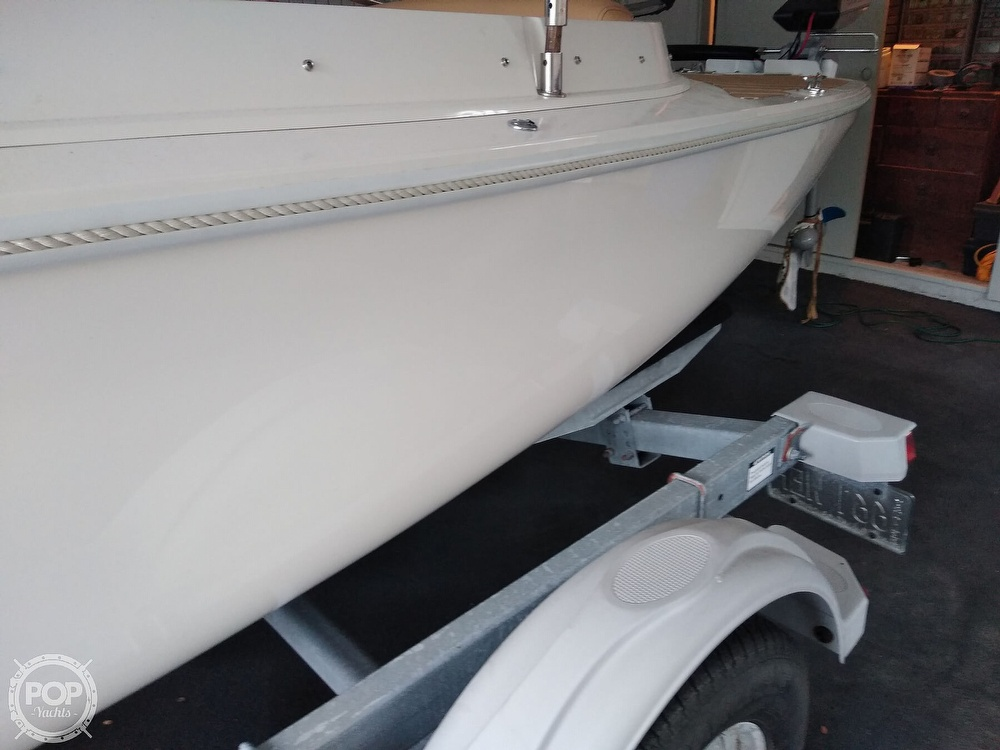 2020 Canadian Electric boat for sale, model of the boat is 217 Fantail & Image # 20 of 37